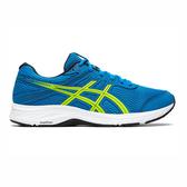 Asics Gel-contend 6 [1011A667-401] 男鞋 慢跑 運動 舒適 支撐 緩衝 亞瑟士 藍黃