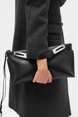 ■專櫃66折■ Loewe 全新真品Missy Nappa 皮革 大款 3用包 黑色