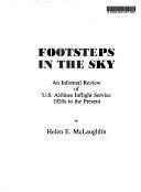 二手書Footsteps in the Sky: An Informal Review of U.S. Airlines Inflight Service 1920s to the Present R2Y 0930161025
