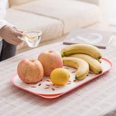 ◄ 生活家精品 ►【Q254】純色雙層花瓣瀝水盤 蔬果 清洗 茶盤 托盤 簍空 置物 廚房 托盤 瀝乾 通風