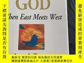 二手書博民逛書店Tao罕見is God When East Meets West Joseph Tseng Ying Ying W