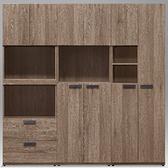 櫥櫃 餐櫃 QW-604-2CC 亞力士6尺餐櫃【大眾家居舘】