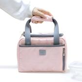 保溫袋保溫飯盒袋子便當手提包大號可愛鋁箔餐小學生帶的上班族日式時尚新品
