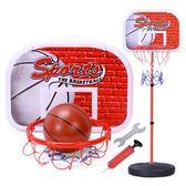 兒童籃球架可升降室內投籃框寶寶皮球男孩