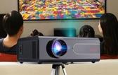 投影儀機3D高清手機無線wifi家用庭影院led安卓蘋果智慧投牆迷你便攜式1080p  英賽爾3c