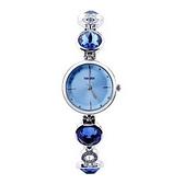 石英錶-簡約潮流個性手鍊造型女手錶6色71r14[時尚巴黎]