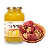 (限超取免運)韓國蜂蜜柚子茶+紅棗核桃小包裝100g 各1[TK061119]千御國際