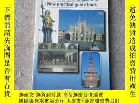 二手書博民逛書店Milan:罕見New Practical Guide Book