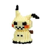 《 Nano Block 迷你積木 》【 神奇寶貝 系列 】NBPM_052 迷你Q╭★ JOYBUS玩具百貨