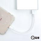 iPhone短線【Z01】iPhone 充電線 短線 行動電源線 iPhone充電傳輸 iPhone X XS MAX