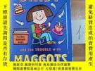 二手書博民逛書店Daisy罕見and the Trouble with MaggotsY15335