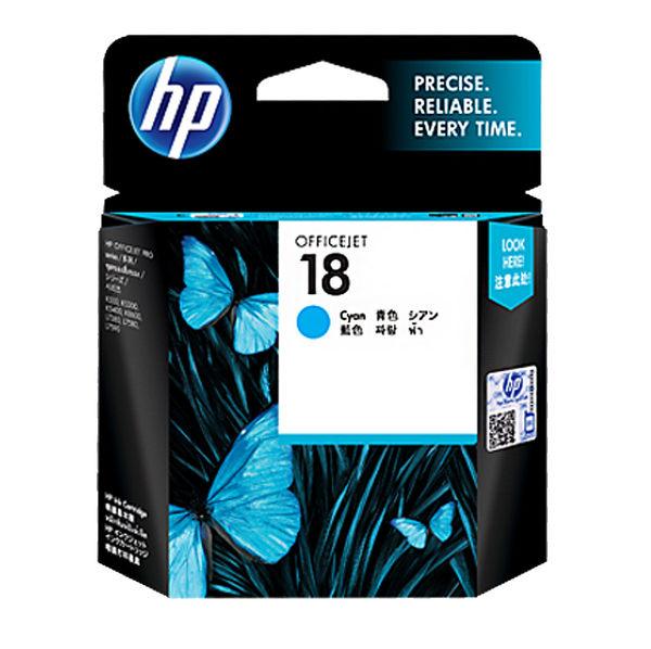 C4937A HP 18 青色墨水 適用 K5300/K5400/K8600/L7380/L7580