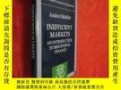 二手書博民逛書店Inefficient罕見Markets  an Introduction to B... (小16開,硬精裝)