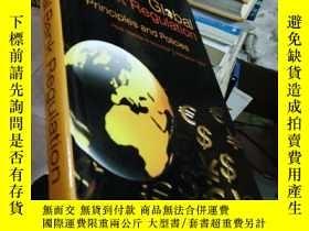 二手書博民逛書店Global罕見Bank Regulation: Princip