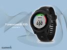 【時間道】GARMIN -預購-贈鋼化防爆膜 Forerunner935 GPS全方位鐵人運動錶-黑 免運費