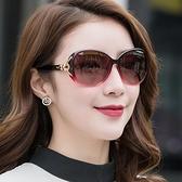墨鏡 喬克女士太陽鏡偏光防紫外線夏季女式墨鏡韓版開車駕駛優雅眼鏡潮 非凡小鋪