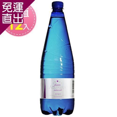 亞莉佳 義大利 亞莉佳氣泡礦泉水1500ml*24瓶【免運直出】
