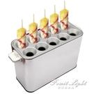 110V 全自動蛋腸機韓式熱狗烤腸雞蛋杯蛋堡早餐商用包腸機蛋 果果輕時尚