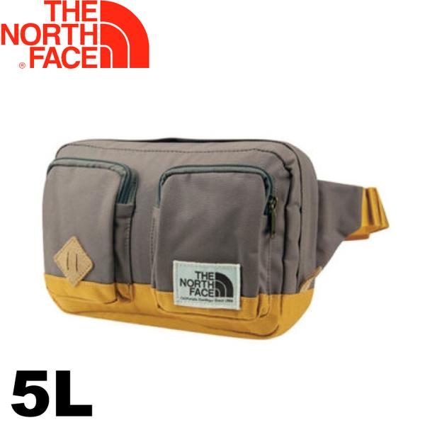 【The North Face 美國 5L 腰包《棕/土黃》】2UCY/運動腰包/隨身包/防潑水★滿額送
