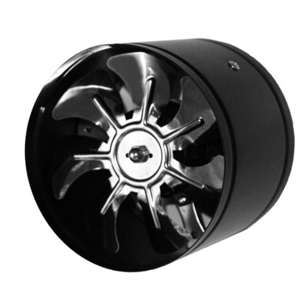 排氣扇廚房管道抽風機室內強力工業排風家用靜音6寸油煙圓形廁所