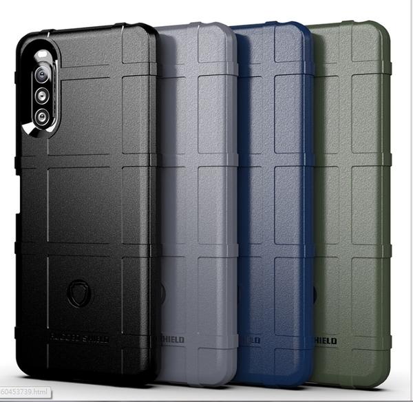 Sony Xperia 10II護盾硅膠Xperia 1.5.8防摔Xperia 1II歐美熱銷L3防摔手機套Xperia 10+