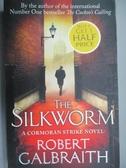 【書寶二手書T1/原文小說_QKC】The Silkworm_羅伯特·加爾布雷思