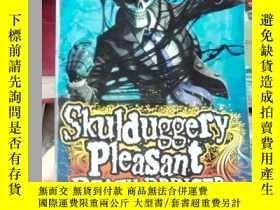 二手書博民逛書店Death罕見Bringer (Skulduggery Plea