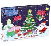 特價 Peppa pig 粉紅豬小妹 聖誕倒數月曆 TOYeGO 玩具e哥