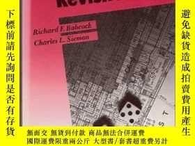二手書博民逛書店Zoning罕見Game RevisitedY346464 Ri