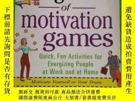 二手書博民逛書店The罕見big book of motivation Games Robert Epstein , Ph. D.