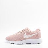 NIKE  TANJUN 女款慢跑鞋-藕粉/白 812655202