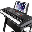 智能電子琴兒童初學者多功能61鍵鋼琴入門...