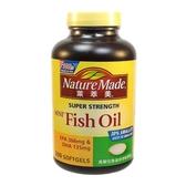 Nature Made 萊萃美 Omega-3 魚油軟膠囊 200粒 含運 RH shop
