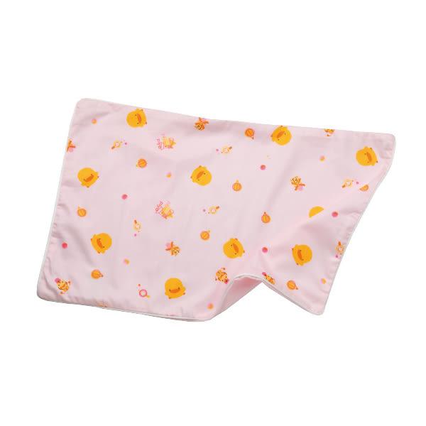 【奇買親子購物網】黃色小鴨 PiYO PiYO 抗菌木馬枕套(※不含枕心)(藍/粉/黃)