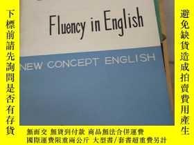 二手書博民逛書店NEW罕見CONCEPT ENGLISH Fluency in