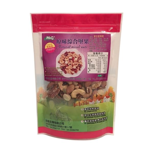【茂格生機】原味綜合堅果-低溫烘焙/150g~買1送1
