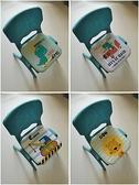 卡通恐龍男寶寶幼兒園小坐墊兒童椅墊小學生保暖椅子墊男孩易清洗 NMS喵小姐