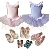 小白兔舞蹈休閒生活館-澎裙6620-獨家自製高檔萊卡大蕾絲環繞三層紗澎澎裙(紫色/粉紅色)
