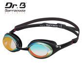 美國巴洛酷達Barracuda巴博士Dr.B#94190 度數電鍍泳鏡DRB941