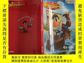 二手書博民逛書店wonders罕見literature anthology g1-u6Y335486 wonders wond