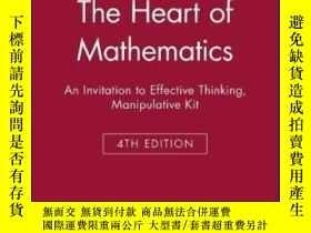二手書博民逛書店The罕見Heart Of Mathematics: An Invitation To Effective Thi