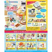 盒裝8款【日本正版】好鄰居便利商店 場景組 盒玩 擺飾 超商場景 Re-Ment 506050