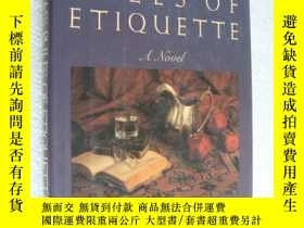 二手書博民逛書店The罕見Pilgrim s Rules of Etiquett