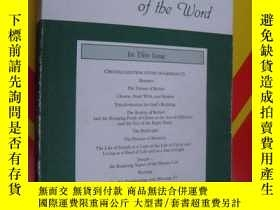 二手書博民逛書店THE罕見MINISTRY OF THE WORD (vol 1