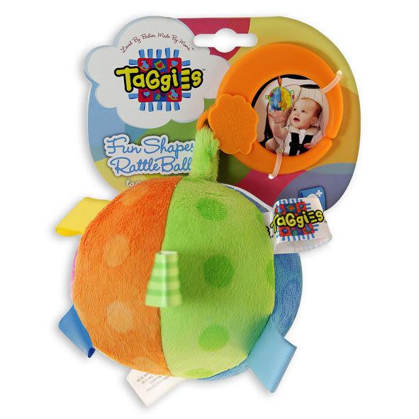 AKACHAN阿卡將 Taggies觸覺彩色布球