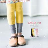 甜氛拼接雙色兒童內搭褲打底褲襪子(4色)(P11664)★水娃娃時尚童裝★