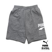 Puma 灰色 棉質 短褲 男款 NO.H3002【新竹皇家 58529603】