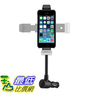 [美國直購] Belkin Car Charge and Navigation Mount for iPhone SE / 5 / 5S / 5c / 6 手機支架 _tb1