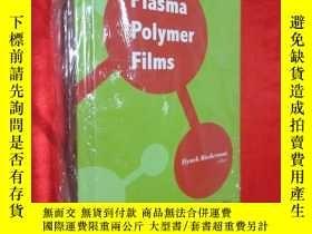 二手書博民逛書店Plasma罕見Polymer Films (小16開,硬精裝)