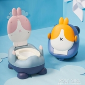 兒童馬桶坐便器男孩女寶寶便盆嬰兒幼兒尿盆大號小孩家用廁所神器 ATF polygirl